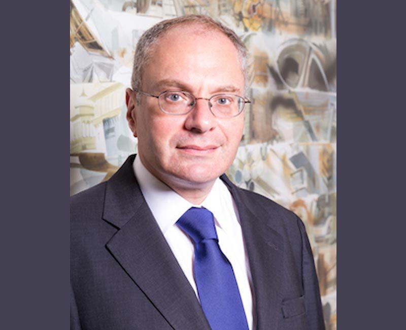 Dr D Landsman OBE