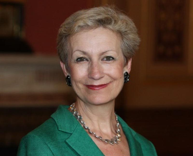 Dame Judith Macgregor DCMG LVO DL