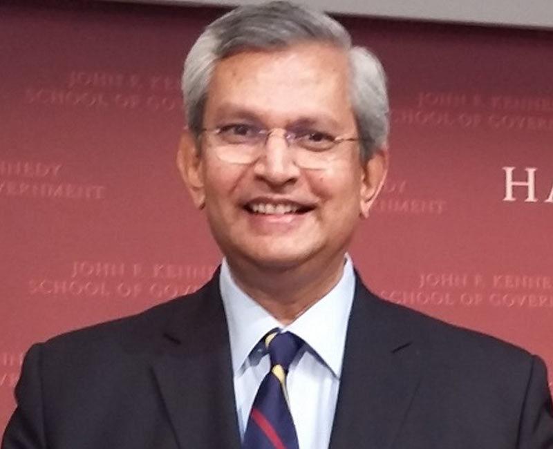 Professor Prajapati Trivedi